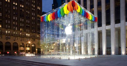 apple jarig De Apple Retail Stores zijn jarig! » One More Thing apple jarig