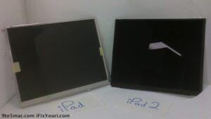Nieuwe scherm iPad 2?