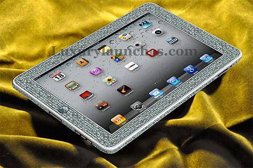 Diamanten iPad