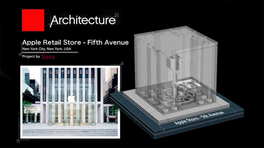 Fans willen Apple Store van LEGO » One More Thing