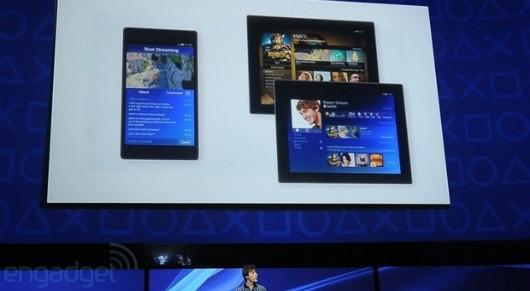 De apps zullen rond de feestdagen in de AppStore staan. Dan is de Playstation 4 ook verkrijgbaar.